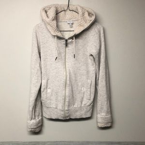 Bench Full Zip Sherpa Lined Sweater